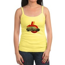 Silver Buick GN Tank Top