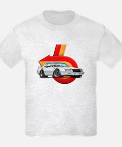 White Buick GN T-Shirt