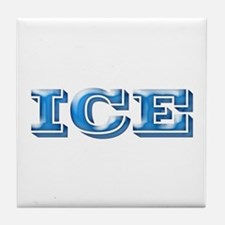ICE Cold Smooth Tile Coaster