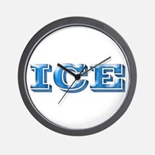 ICE Cold Smooth Wall Clock