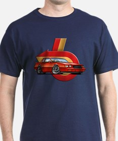 Red Grand National T-Shirt