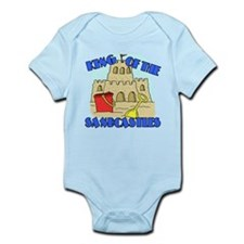King Of The SandCastles Body Suit