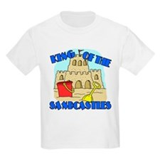 King Of The SandCastles T-Shirt