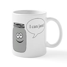 I can jam Small Mug