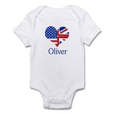Oliver Infant Bodysuit