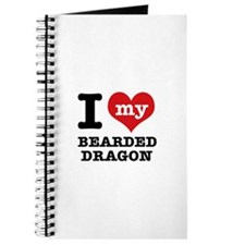 I love my Bearded Dragon Journal