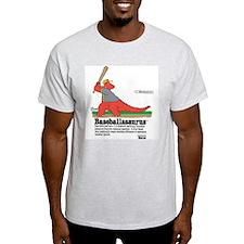 Baseballasaurus T-Shirt