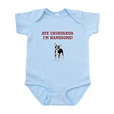 Aye Chihuahua teez Body Suit