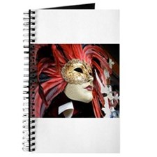Venetian Mask Journal