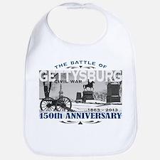 150 Anniversary Gettysburg Battle Bib