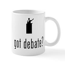 Debater Small Mug