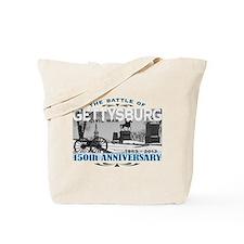 150 Anniversary Gettysburg Battle Tote Bag