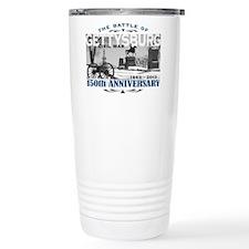 150 Anniversary Gettysburg Battle Travel Mug
