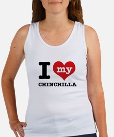 I love my Chinchilla Women's Tank Top