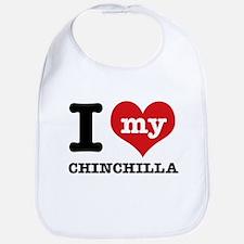 I love my Chinchilla Bib