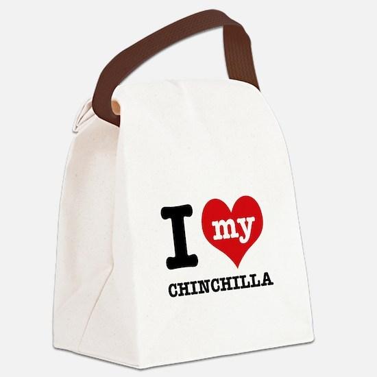 I love my Chinchilla Canvas Lunch Bag