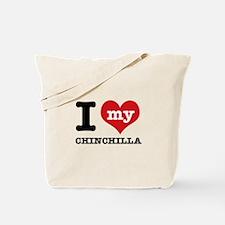 I love my Chinchilla Tote Bag