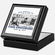 150 Anniversary Gettysburg Battle Keepsake Box