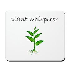 plant whisperer.bmp Mousepad