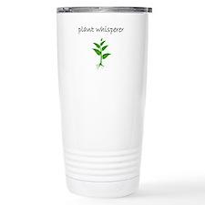 plant whisperer.bmp Travel Mug