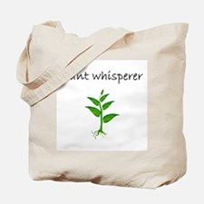plant whisperer.bmp Tote Bag