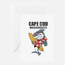 Cape Cod Massachusetts Greeting Card