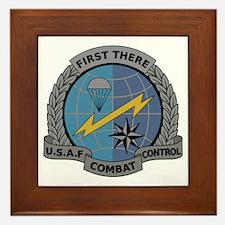 Combat Controller Framed Tile