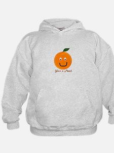 Peach Hoodie