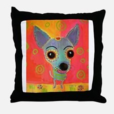 Little Chico Throw Pillow