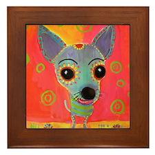 Little Chico Framed Tile