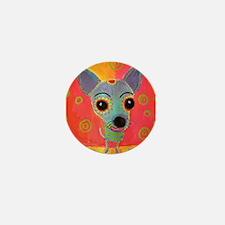 Little Chico Mini Button