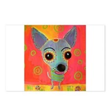 Little Chico Postcards (Package of 8)