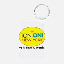 Toni On Logo Keychains