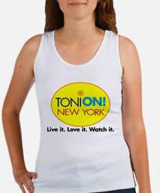 Toni On Logo Tank Top