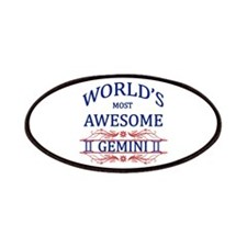 World's Most Awesome Gemini Patches