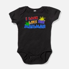 Mailman's Kid Baby Bodysuit