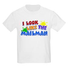 Mailman's Kid T-Shirt