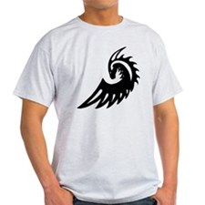 Dragon Black T-Shirt