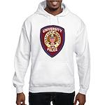 Texas A & M Police Hooded Sweatshirt
