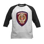 Texas A & M Police Kids Baseball Jersey
