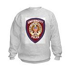 Texas A & M Police Kids Sweatshirt