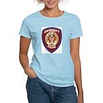 Texas A & M Police Women's Pink T-Shirt