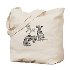 Change the World - Tote Bag