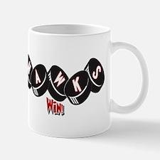 Hawks Win! Mug