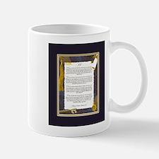 IF by Rudyard Kipling Mug