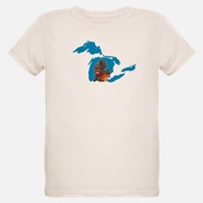 Great Lakes Michigan Harvest T-Shirt