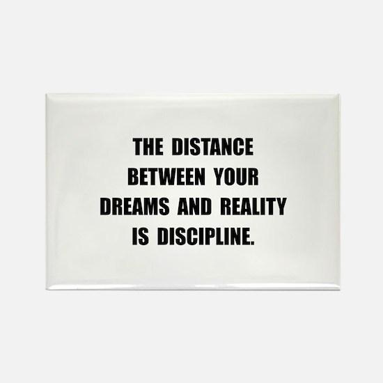 Discipline Quote Magnets
