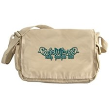 Midwives help people out Messenger Bag