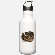 Eastern Cottonmouth Water Bottle