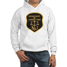 New Jersey Corrections Hoodie